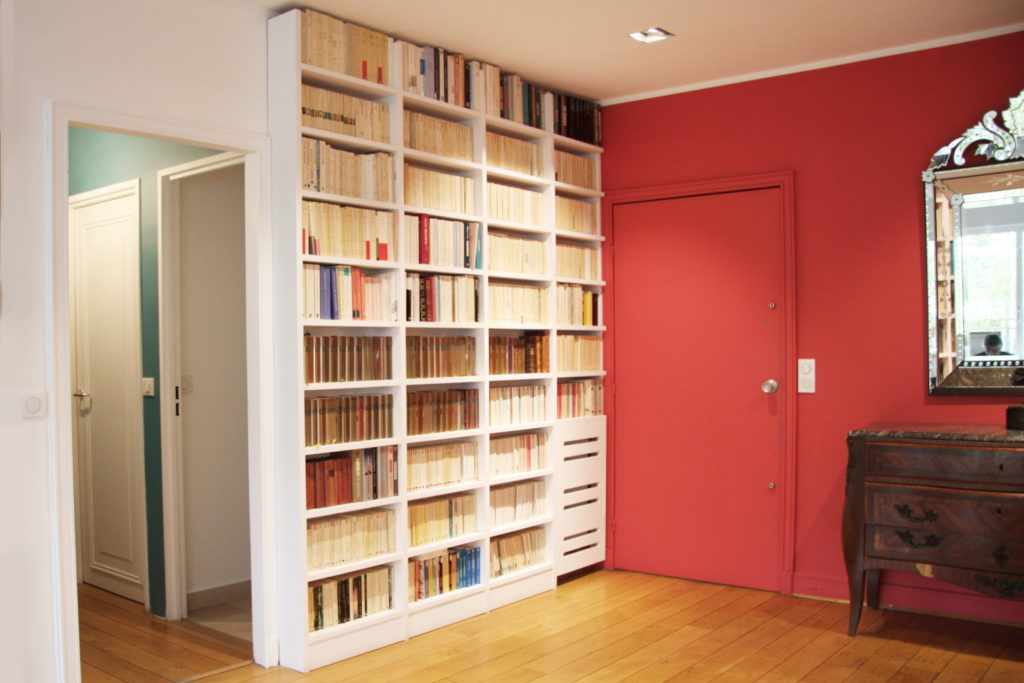 Nonjetable-Custom-Made-Entry-Library