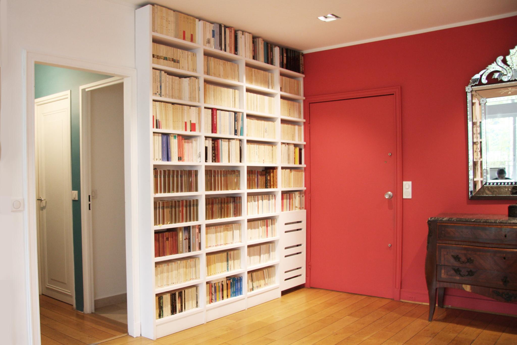 Nonjetable-Entrée-Bibliothèque-sur-Mesure