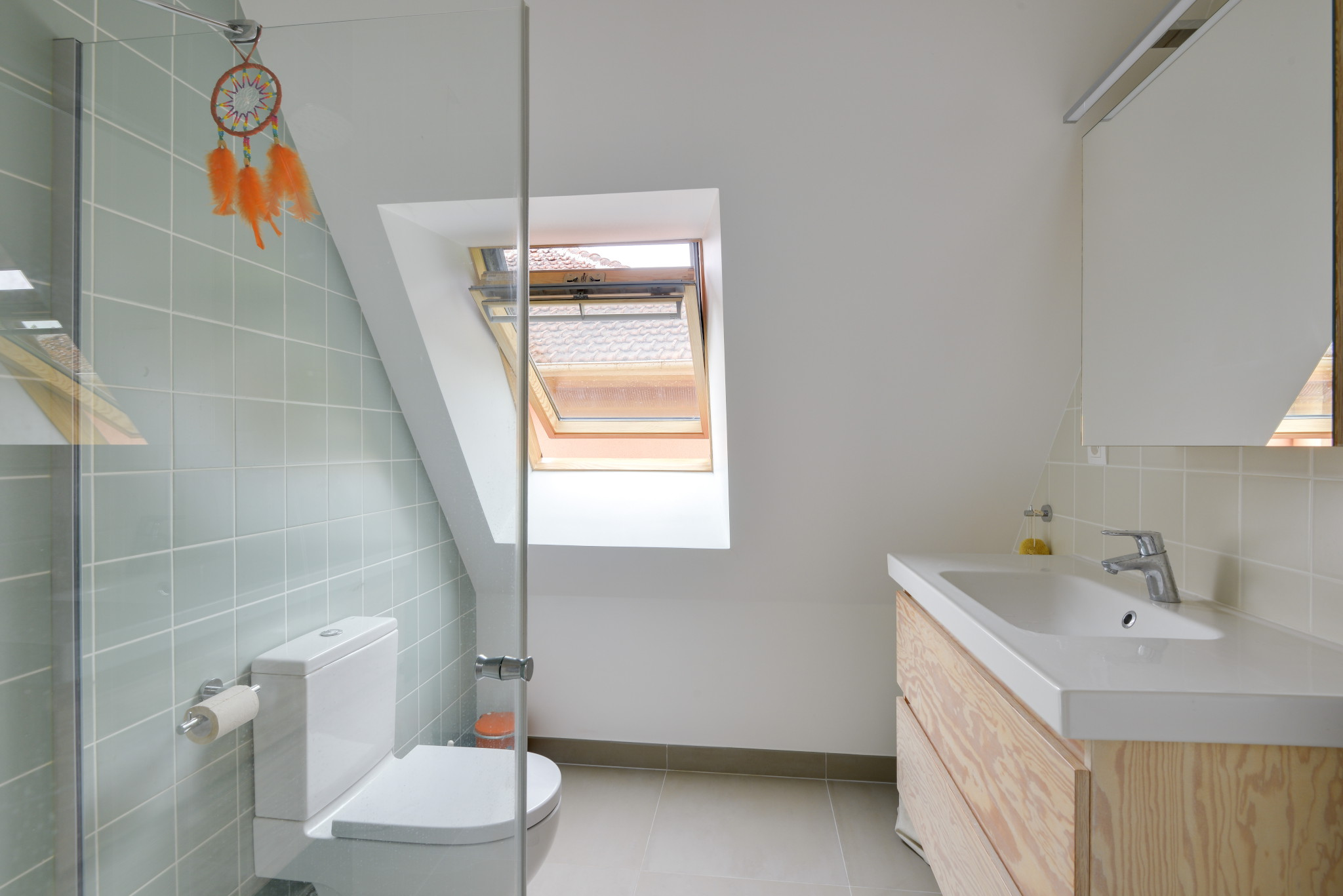 Nonjetable-Meuble-de-Salle-de-Douche-sur-Mesure-et-Armoire-Miroir