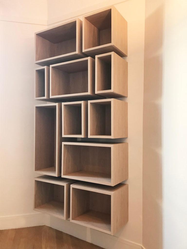 Nonjetable-Oak-Bookshelf-Modules