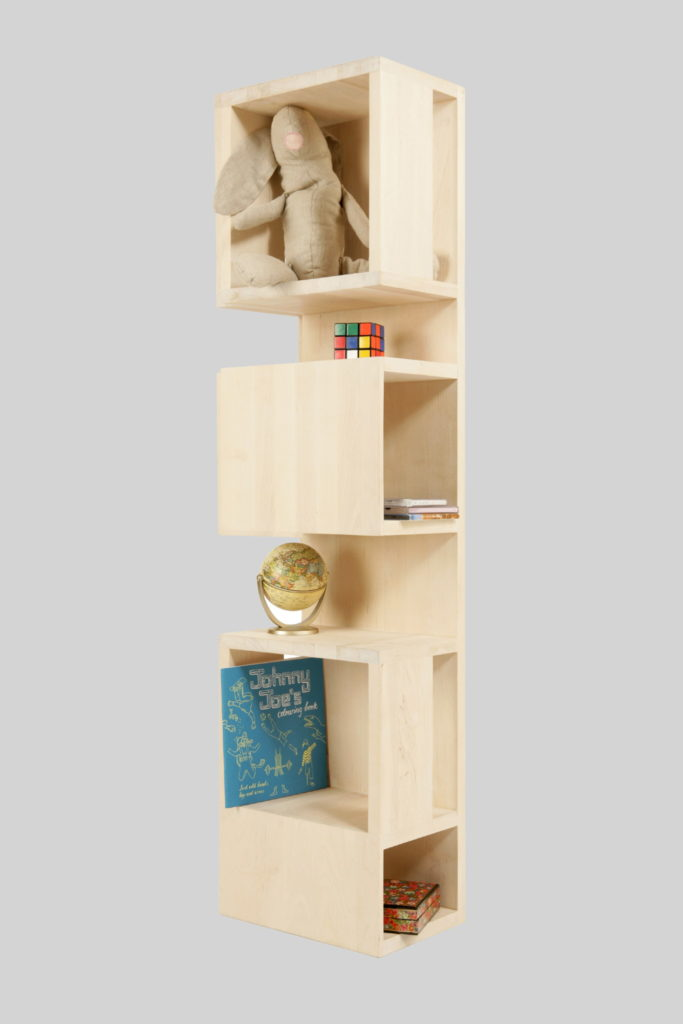 Nonjetable-Solid-Birch-Wall-Library-Secret-Shelf-Vertical-02
