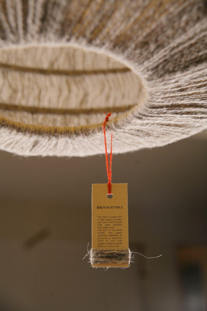 Nonjetable-Nonjetable-Grey-Wool-Pendant-Lamp-with-Label
